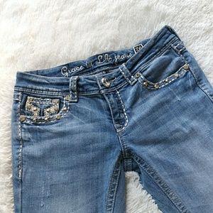 Grace Jeans - GRACE CAPRI